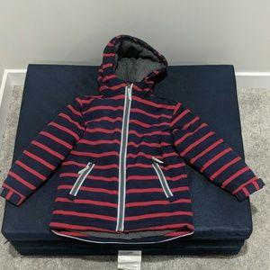 ❄️ Hanna Andersson winter coat jacket girls size 5